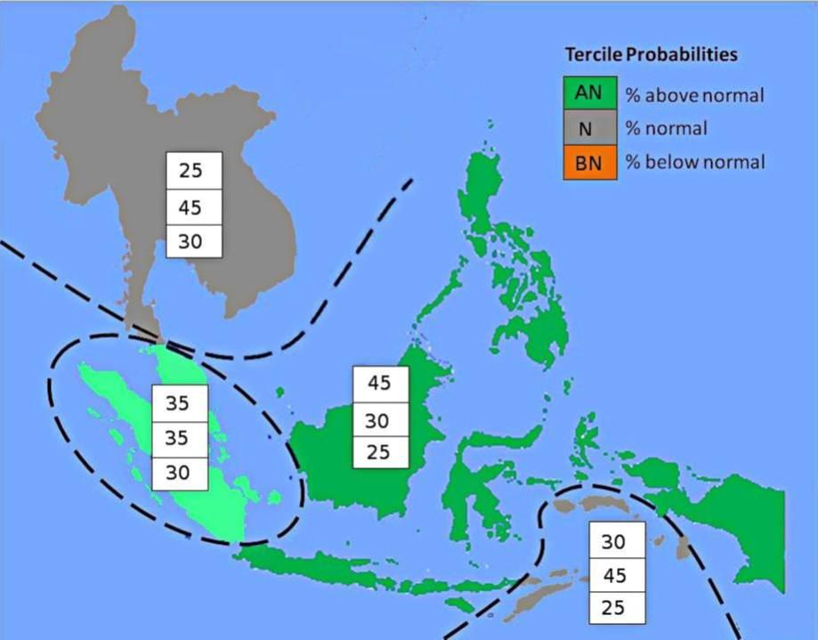 Rainfall Outlook
